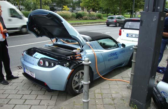 Tesla Electrico
