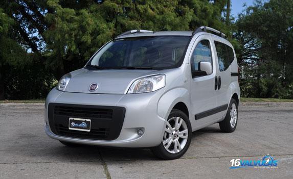 Fiat Qubo Dynamic 1.4